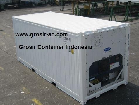 Container Reefer Untuk Bisnis Makanan