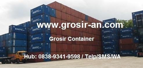 Jual Container Bekas Di Jakarta