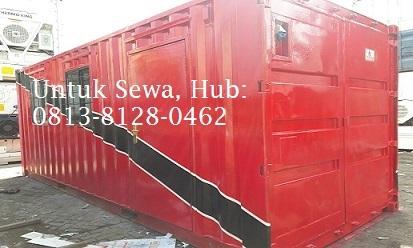 Sewa Portacamp Container Bulanan